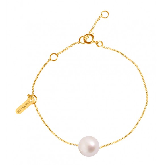 Simply pearly bracelet